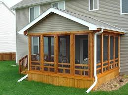 gallery diy screened porch plans home design furniture