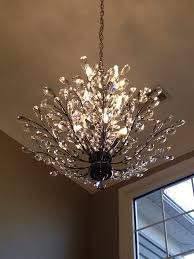 foyer chandelier branch of light design joshua marshall home collection