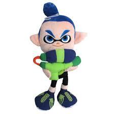 Splatoon 2 Character Inkling Squid Judd ...