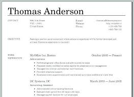 Free Online Resume Format Resume Template Easy Http Www