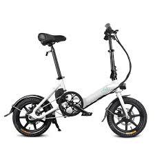 Buy <b>FIIDO D3</b> Mini Aluminum Alloy <b>Smart Folding</b> Electric Bike ...