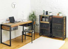 industrial chic furniture sets for office
