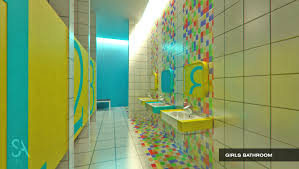 preschool bathroom design. Fine Design My Fun Play Kindergarten On Preschool Bathroom Design L