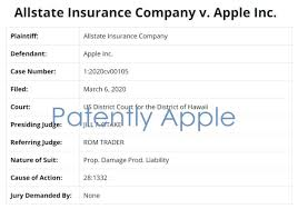 You can also pay with quick pay, over the phone or by mail. Allstate Insurance Sues Apple In Hawaii To Recover Costs Of A House Fire Allegedly Caused By A Faulty Macbook Pro Battery Patently Apple