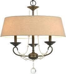 oval drum chandelier oval drum lighting bronze iron burlap crystals drum chandelier 3 lights oval crystal chandelier with drum shade