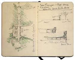 rough architectural sketches. Gesture-architects-drawing-4 Rough Architectural Sketches
