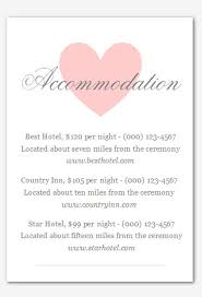 how to word hotel accommodations for wedding invitations diy printable ms word wedding hotel accommodation by inkpower