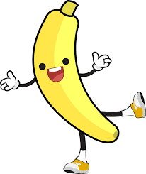 Image result for banana split monkey clip art free