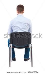 person sitting in chair back view png. Plain View Back View Of Business Man Sitting On Chair Businessman Watching Rear  People Collection Inside Person Sitting In Chair Back View Png T