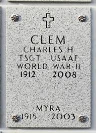 Myra FitzGerald Clem (1915-2003) - Find A Grave Memorial