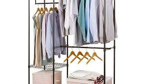 swivel wood hooks organizer and storage ideas kmart for hangers stand hanger target dividers door clothes