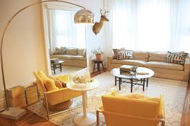 with bunk beds floor lamps in living room vintage style shabby chic with pretty arc floor
