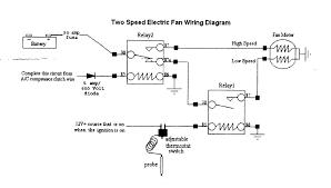 electric radiator fan wiring diagram fonar me automotive electric fan relay wiring diagram refrence and radiator