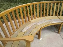 use varnish on outdoor teak furniture