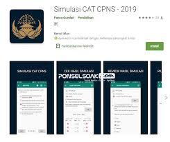 Adapun contoh soal cpns 2018 bpom bisa anda dapabpoman di akhir artikel ini. Download Aplikasi Cat Cpns Gratis Untuk Pc Android Dan Ios Terbaik