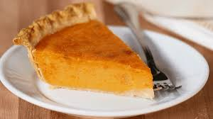 sweet potato pie slice. Brilliant Sweet Inside Sweet Potato Pie Slice