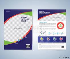Business Brochure Flyer Design Layout Template Business Brochure