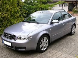 Audi A4 B6 - Wikipedia, den frie encyklopædi