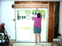 cost to install a patio door installing a sliding patio door cost to install pocket door cost to install a patio door