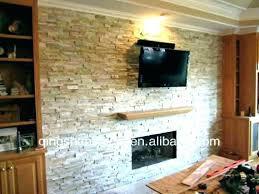 indoor stone wall decor interior brick tile decorative slate tiles stylish yellow z stone exterior wall