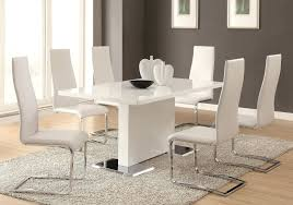 cream faux leather dining chairs faux leather dining chair seat covers set of 4 modern dining white faux leather dining chairs with chrome legs 4