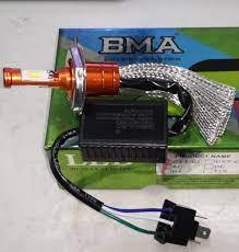 BMA Led Cao cấp - 1 Bóng đèn Led xe máy chân HS1 - Chân H4 - 12v AC và DC,  giá tốt nhất 195,000đ! Mua nhanh tay!