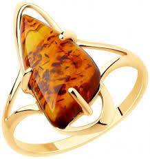 Ювелирные украшения из золота с янтарем — купить в AllTime ...
