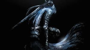 2560x1440 px artorias dark souls digital art fantasy art