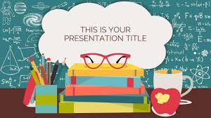 Teaching Powerpoint Backgrounds Educator Free Powerpoint Templates Google Slides Themes