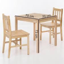 Image Of Esszimmer Set Holz Esszimmer Aus Holz