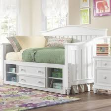 day beds with storage. Wonderful Day Samuel Lawrence SummerTime Youth White Day Bed With Underbed Storage Inside Beds With L
