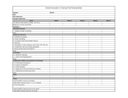 Vacation And Sick Time Tracking Spreadsheet Vacation Sick Time Tracking Template
