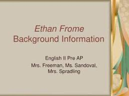 frome essay topics ethan frome essay topics