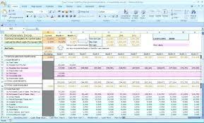 forecast model in excel excel cash flow excel cash flow control and forecasting excel cash