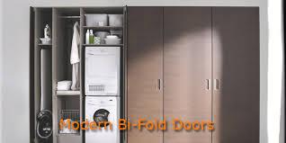 modern bifold closet doors. Modern Bi-Fold Doors Bifold Closet R