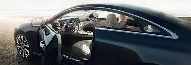 mercedes benz e class coupé c 238 interior