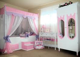 White And Pink Princess Bed Canopy ...