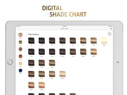 Koleston Perfect Shade Chart On The App Store