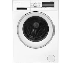 sharp es gfd814qw3. sharp sharp es-gfc8144w3 washing machine - white, white delivery time: 1 to 3 days. stock level: not specified es gfd814qw3 g