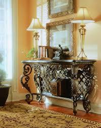 pulaski decorative console