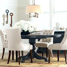 used round dining table astounding white round dining room table sets with additional throughout used round