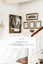 Bell S Trim And Design Diy Vintage Christmas Bells She Holds Dearly