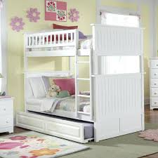 bedrooms and more. Bunkbeds For Girls White Classic Bunk Bed Bedrooms And More San Carlos . O