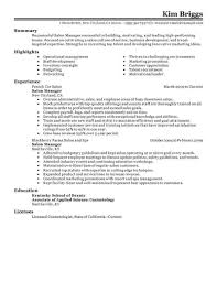 Resume Human Resources Resume Objective Resume Maintenance