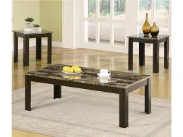 Living room Modern living room table sets high quality marble