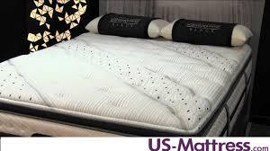 simmons beautyrest black. Perfect Black Simmons Beautyrest Black Evie Plush Pillow Top Mattress In G