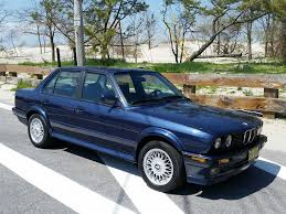 All BMW Models 91 bmw m3 : 1991 BMW E30 325ix AWD Rare Blue exterior with M3 style shaved ...