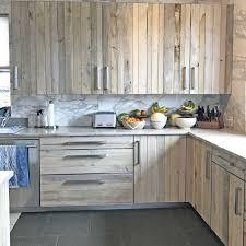 Whitewashed Kitchen Cabinets Washed Oak Kitchen 100