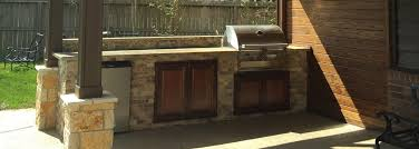 Outdoor Kitchen Designs With Pool Delectable Outdoor Living League City Pool Builder Service Clear Lake Elite