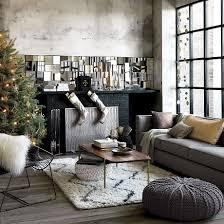 Grey Christmas Tree Top 40 Christmas Decoration Ideas In Gray Christmas Celebrations